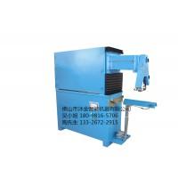 不锈钢水槽打磨机 全套生产设备商用水槽外角打磨机沐金厂家生产