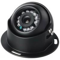 汽车大巴红外夜视高清防水倒车车载摄像头 前视后视盲区监控系统