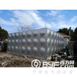 肇慶不銹鋼消防水箱價格,方形保溫水箱廠家直銷,組合式消防水箱