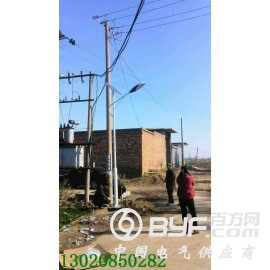 邯郸永年县太阳能路灯批发