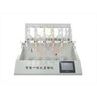 QYZL系列智能一体化蒸馏仪|6位水循环