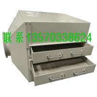 活性炭废气吸附箱 活性炭净化装置