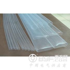 进口太金料铁氟龙FEP高透明F46辊筒用四氟热缩管价格