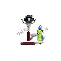 恒旺出售便携式取样钻机(背包钻机)携式岩芯取样钻机