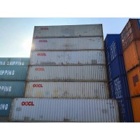 天津二手集装箱 冷藏集装箱 出口货柜出租出售