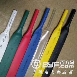 電工電線絕緣保護線束用2倍熱縮收縮套管