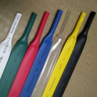 电工电线绝缘保护线束用2倍热缩收缩套管