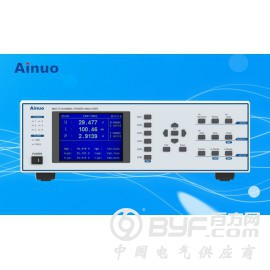 艾诺高性能多通道功率分析仪AN87500