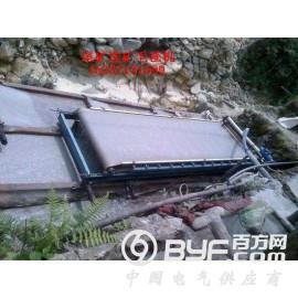 铂思特钼尾矿综合利用的选矿新工艺新技术,选钼尾矿毛毯机