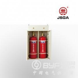 雙柜式七氟丙烷滅火系統100L/120L/150L/180L