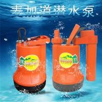 办公楼地下室积水排水泵HOME-11A自动启停潜水泵