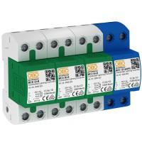 obo MCD50-B/4P 总配电电源防雷器 间隙型三相
