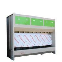 山东干式吸尘打磨柜环保型无泵水幕水帘柜汽车烤漆房专业制造商