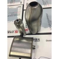 东莞市正信钛合金酒壶激光焊接机