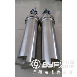 合金煤样筒MT-2不锈钢煤样筒