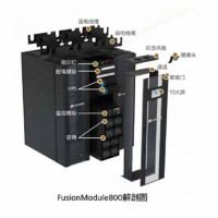 华为微模块FM800 模块化机房 北京科而普,级别高