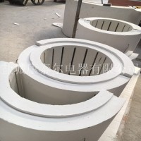 炉用高温板纤维加热器 陶瓷纤维电加热圈 非标定制