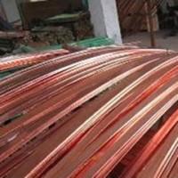 铜包钢接地扁线工艺特点