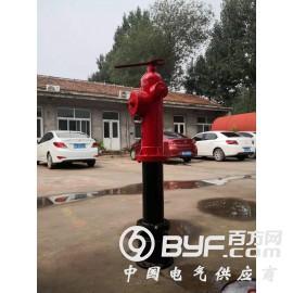 SSFT100/65-1.6调压防撞地上消火栓