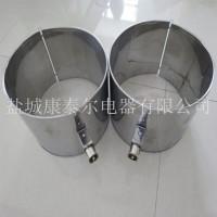 不锈钢云母电加热圈 塑胶化工发热圈云母加热圈 非标定制