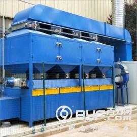 催化燃燒設備 工業廢氣處理設計方案