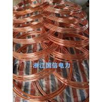 铜覆钢圆线优质产品厂家直销认准浙江国信品牌