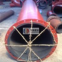 钢衬预硫化橡胶管道/计量单位/技术特点/产品结构