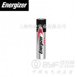 Energizer英文版電池七號 LR03 堿性電池指紋鎖用