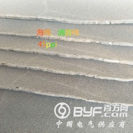 空气净化过滤海绵 活性炭过滤海绵 蜂窝状活性炭海绵