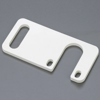 白色PVC板加工 宝石兰PVC板加工