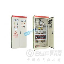 舞藝電氣定制空調水泵控制柜/200A一用一備水泵變頻控制柜
