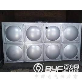 茂名不銹鋼水箱廠家 焊接式保溫水箱價格 不銹鋼消防水箱304