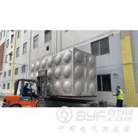 肇慶不銹鋼水箱廠家 焊接式不銹鋼消防水箱304 保溫水箱價格