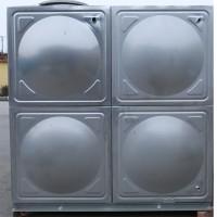 方形不锈钢水箱 工程水箱热水系统大型储水水箱厂家可定制
