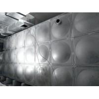 常德不锈钢水箱厂家 不锈钢消防水箱价格 方形保温水箱304