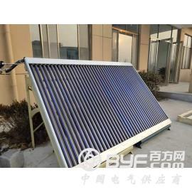 太阳能采暖工程快速集热家用采暖系统办公商用厂家直销内蒙通辽