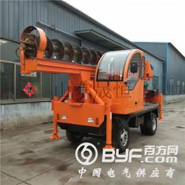 地矿钻采设备 取土钻机 燃油动力取土钻机
