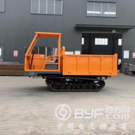 水田履带爬坡王 履带运输车 钢制履带运输车