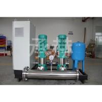 进口威乐高区恒压变频供水泵组 高区生活变频泵组一用一备