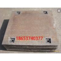 耐磨碳化铬复合钢板10+4 双金属高硬度堆焊复合耐磨板