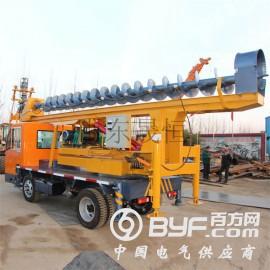 乡村路地工打桩机 地基打桩机 海港工程地基打桩机
