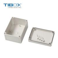TIBOX湖南户外防水螺栓型塑料接线盒小型塑料盒 配电箱