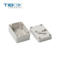 TIBOX天齐户外防水螺栓型塑料接线盒 小型塑料盒