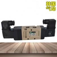 韩国DANHI丹海3位5通VF5320中央封闭电磁阀