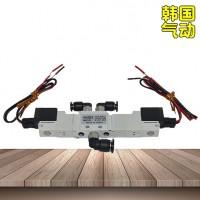 韩国DANHI丹海SVD1320停断电断闭气电磁换向阀