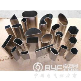 不锈钢异型管 凹槽管 三角管 六角管 梯形管