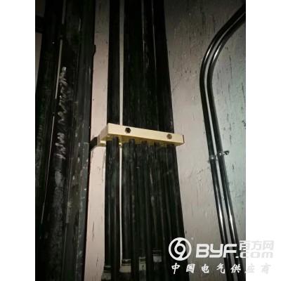 远能多孔预分支电缆线夹型号 防涡流楼宇多根电缆夹具规格