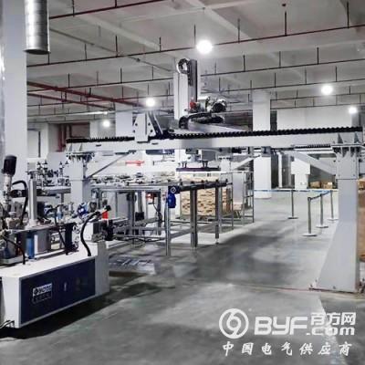 广州第七轴重型桁架机械手龙门桁架机器人高端定制