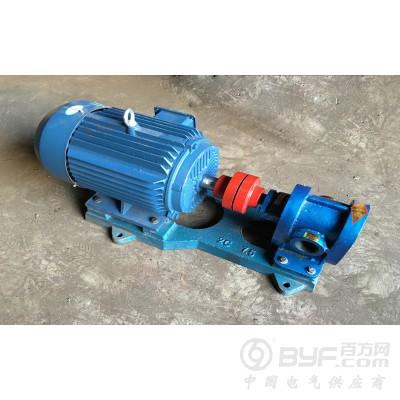 2CY齿轮油泵无嗓音产品