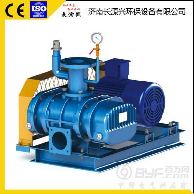 山东厂家直销水产罗茨风机增氧机 气力输送真空泵